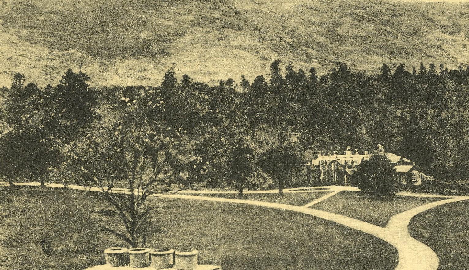Ardkinglas Old House