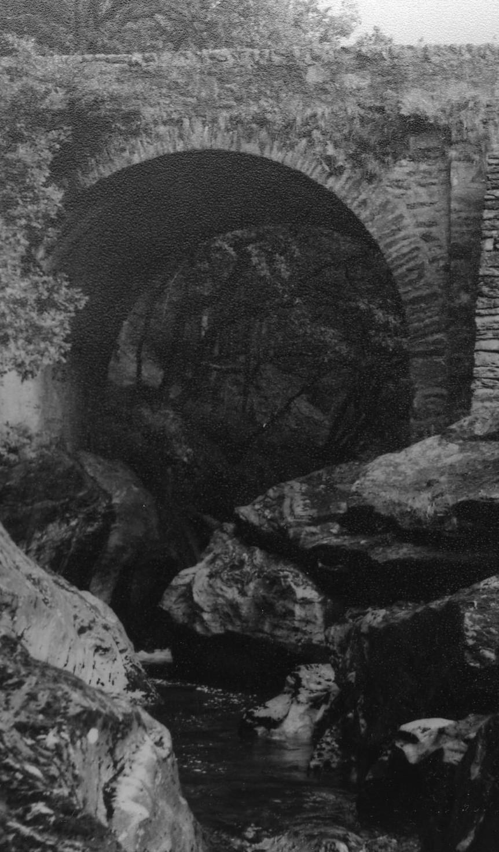Bridge in Ardkinglas Drive