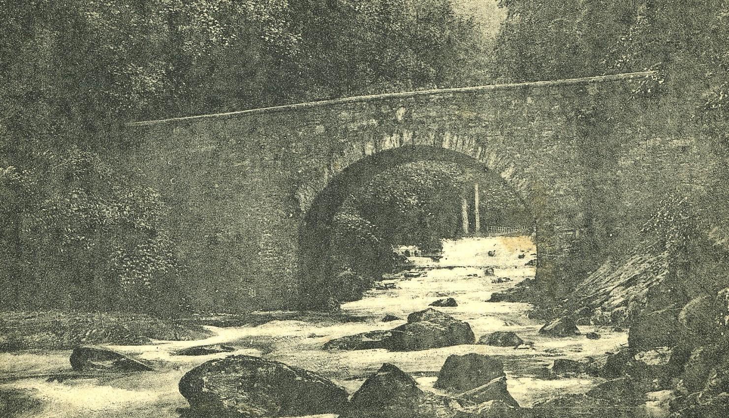 The Bridge, Ardkinglas