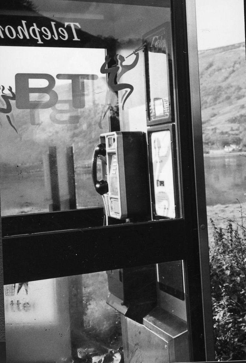 Cairndow Phone Box