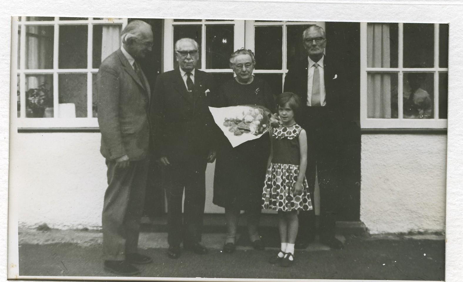 Archie McVicar's Retirement from Ardkinglas Estate