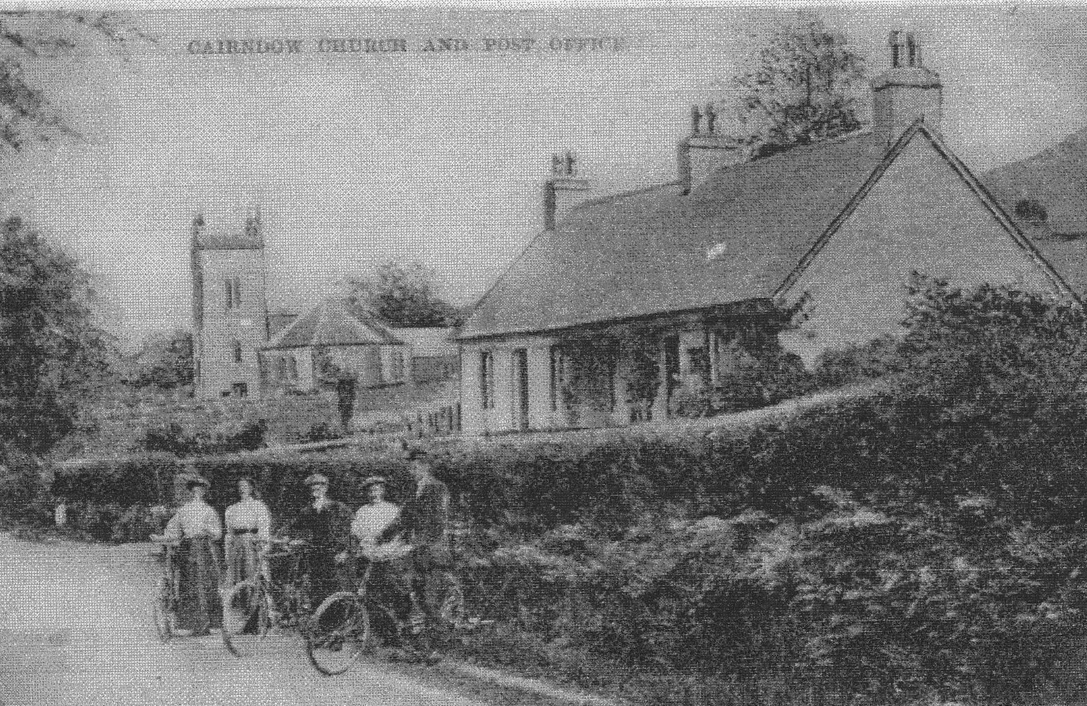 Cairndow Church and Post Office