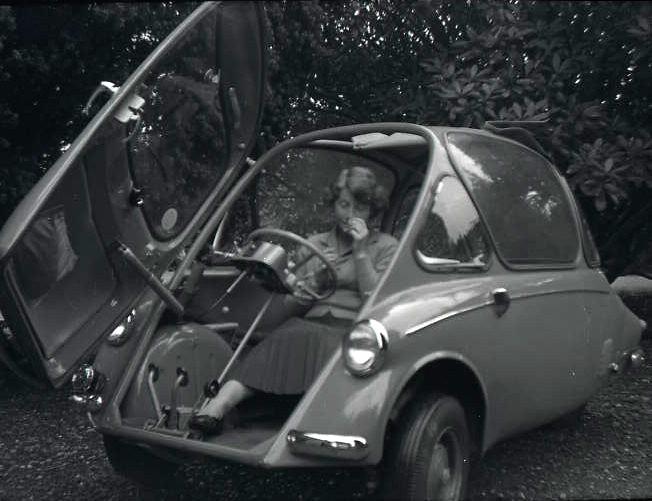 Car at Ardkinglas