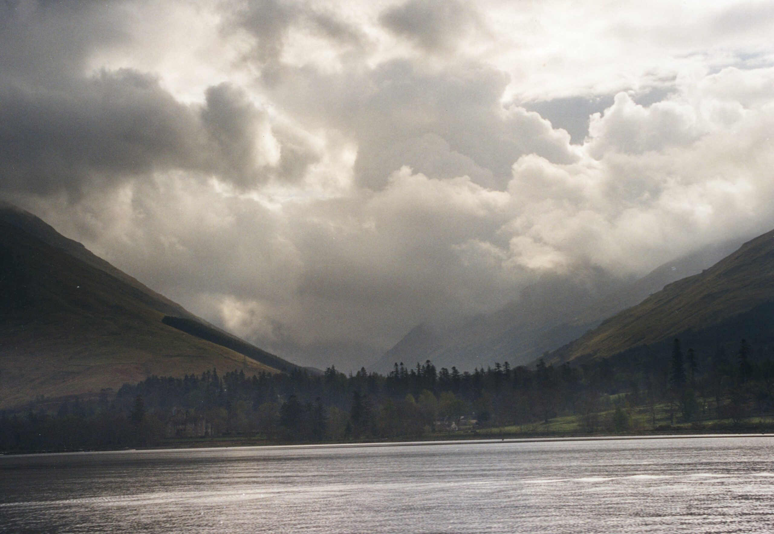 Glenkinglas from Loch Fyne