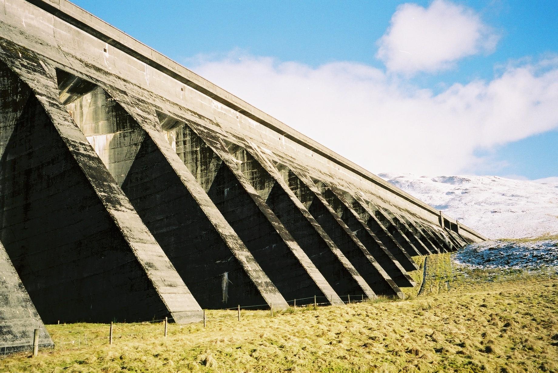 Glen Shira Dam