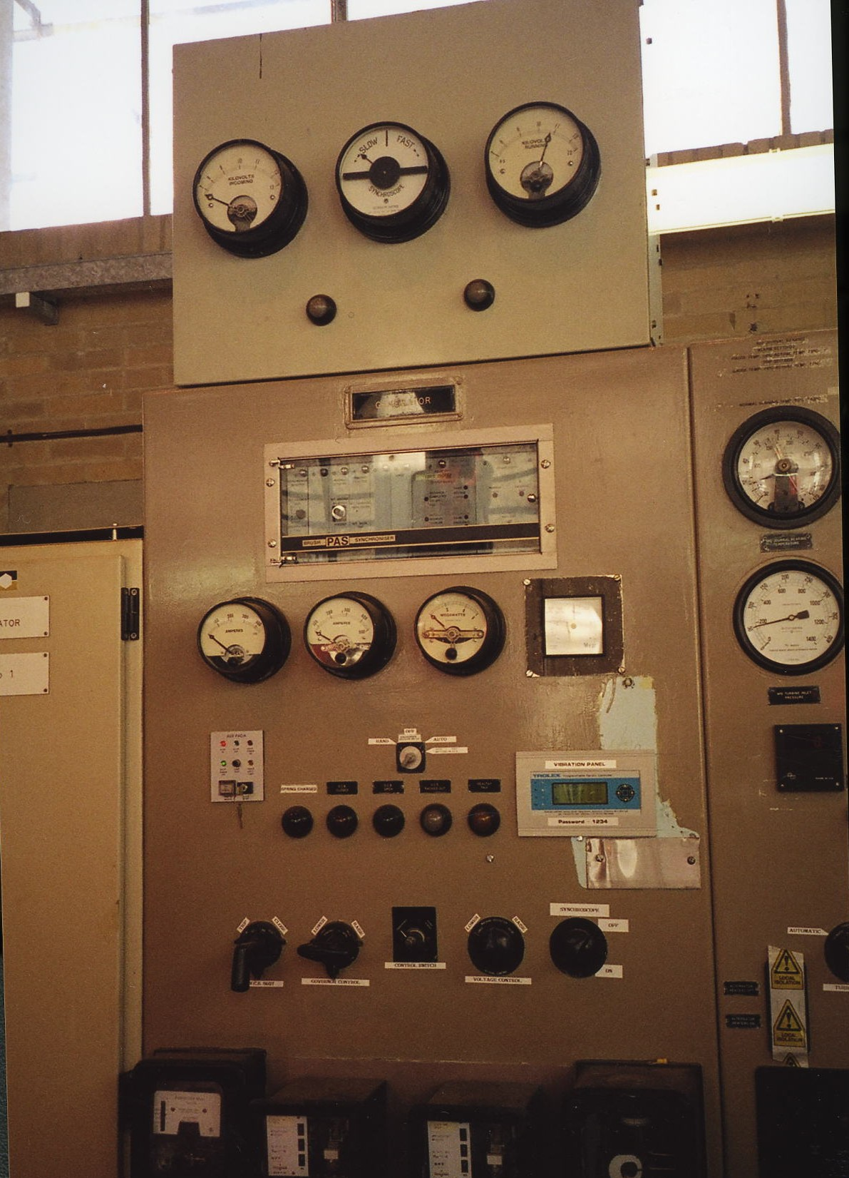 Glen Shira Power Station