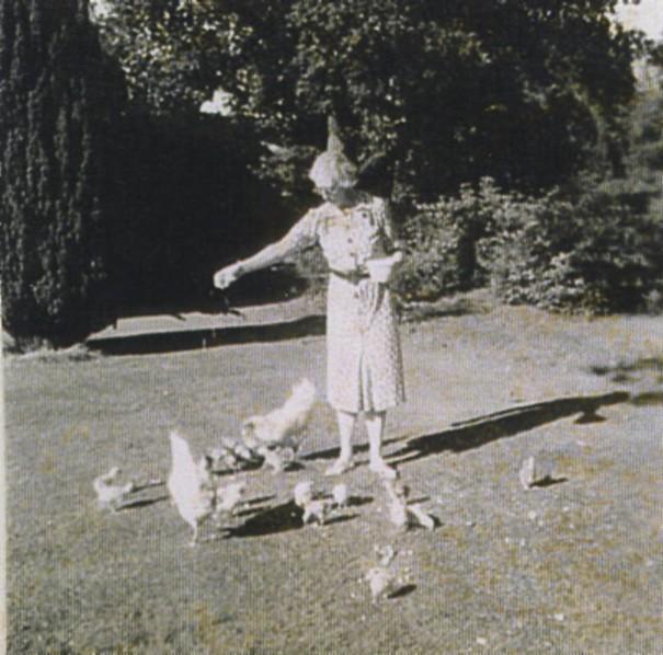Daisy Powell Jones
