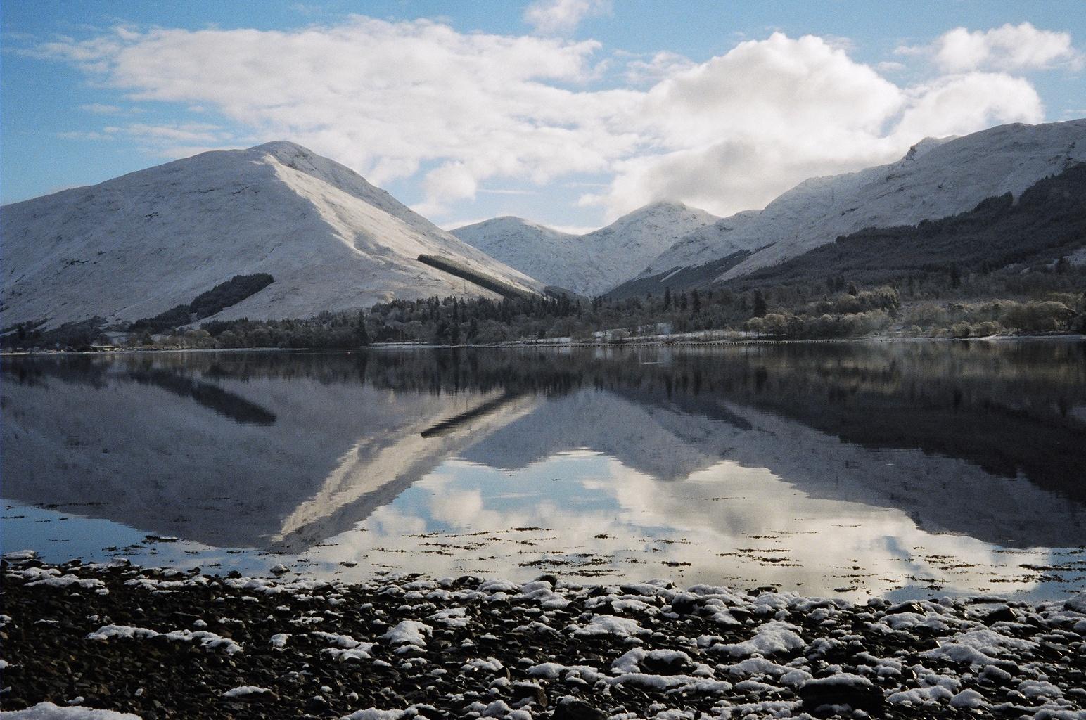 Loch Fyne & Glenkinglas