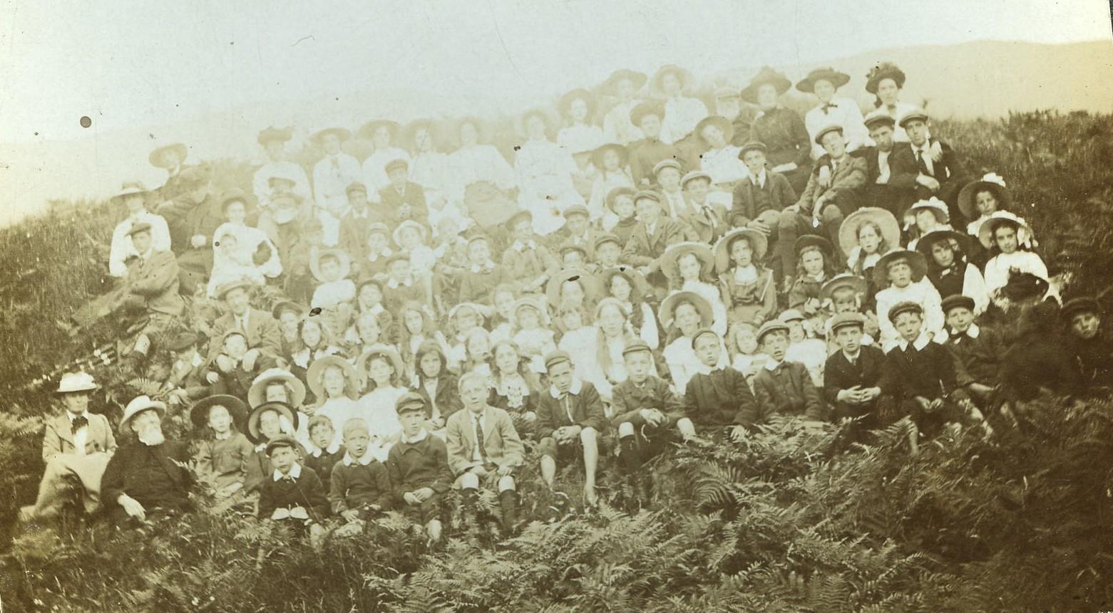 Group of People, Ardkinglas