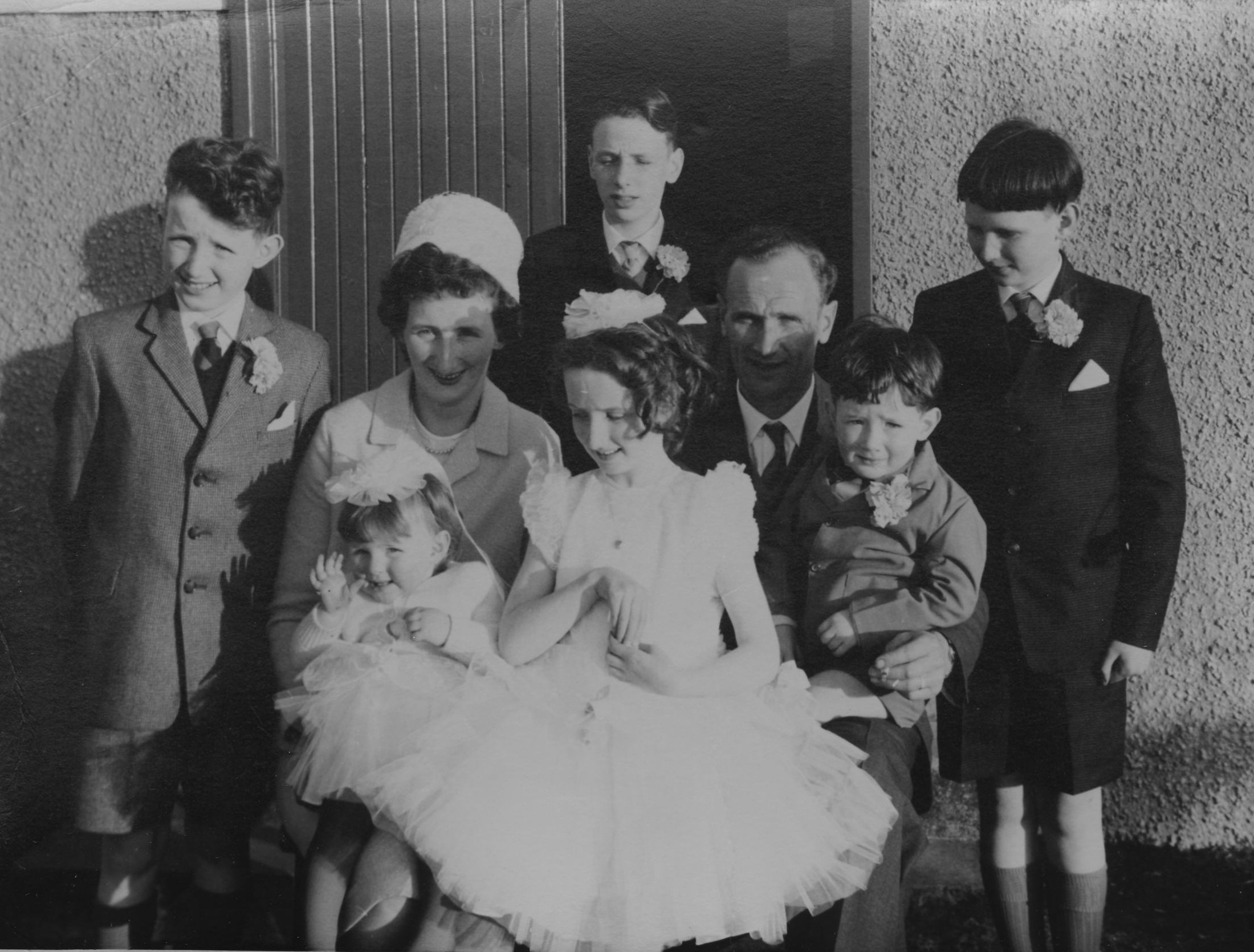 Alister Campbell & Margaret Sinclair's Wedding