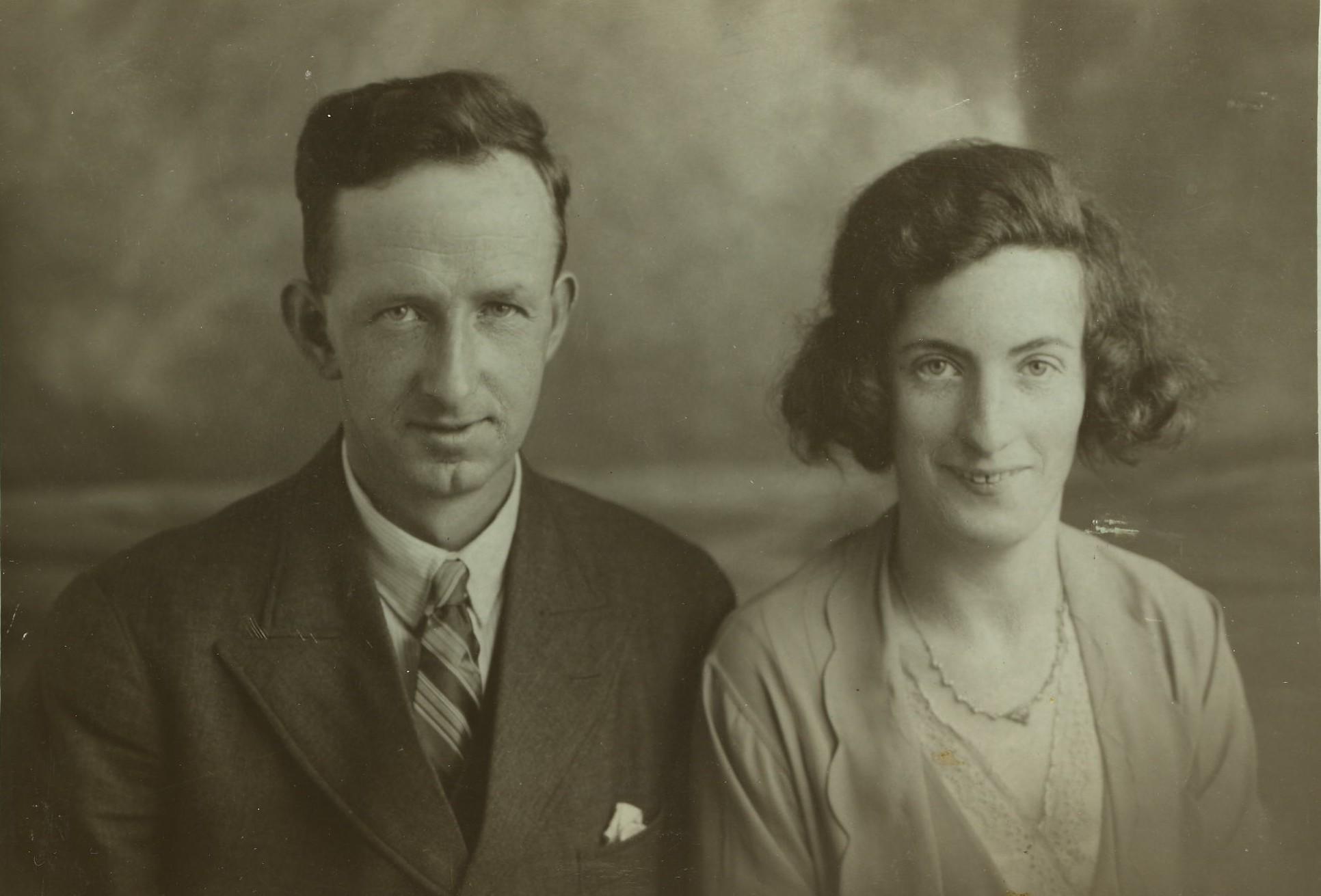Lachie Sinclair & Alice McNair