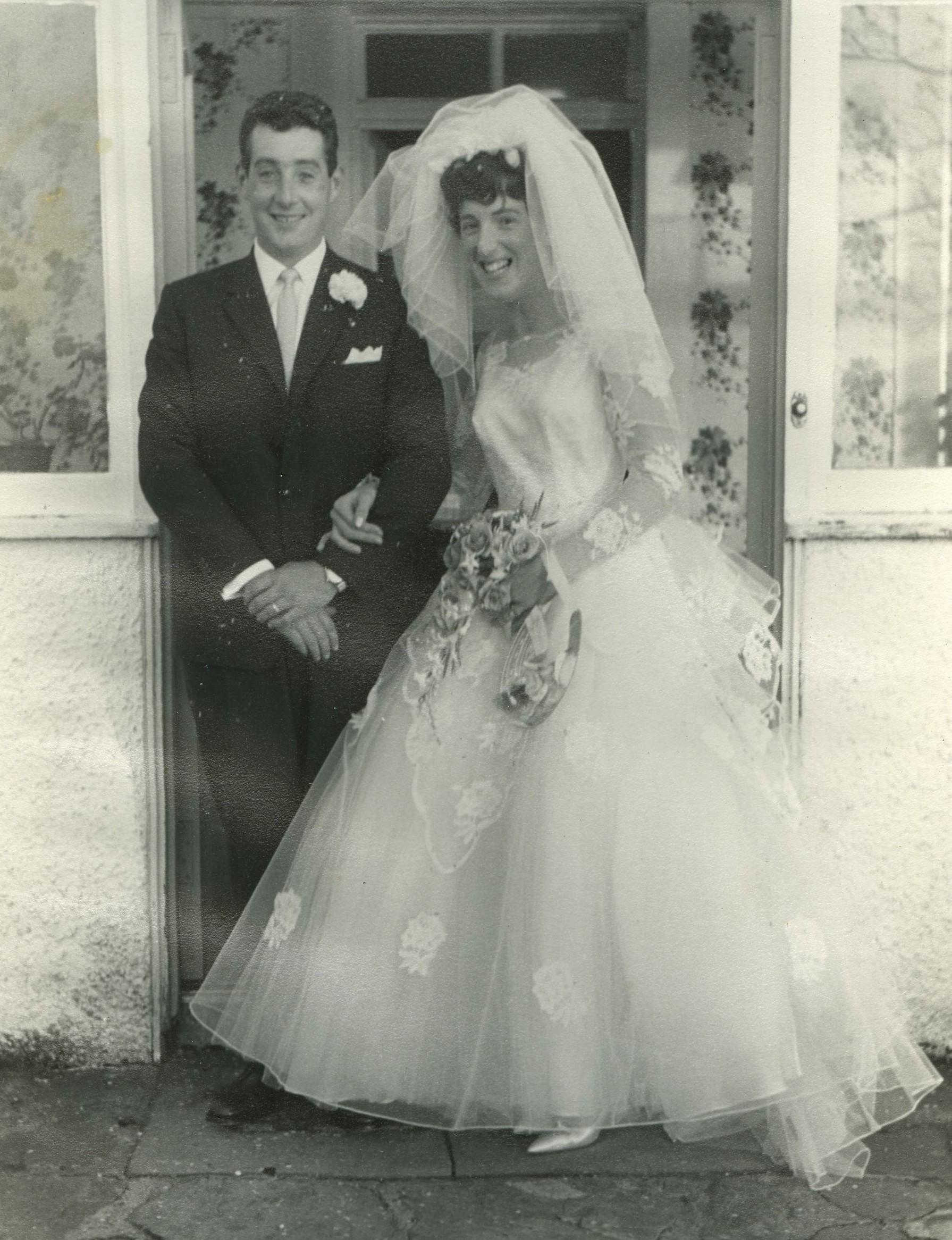 Netta MacPherson & David MacKinnon's Wedding