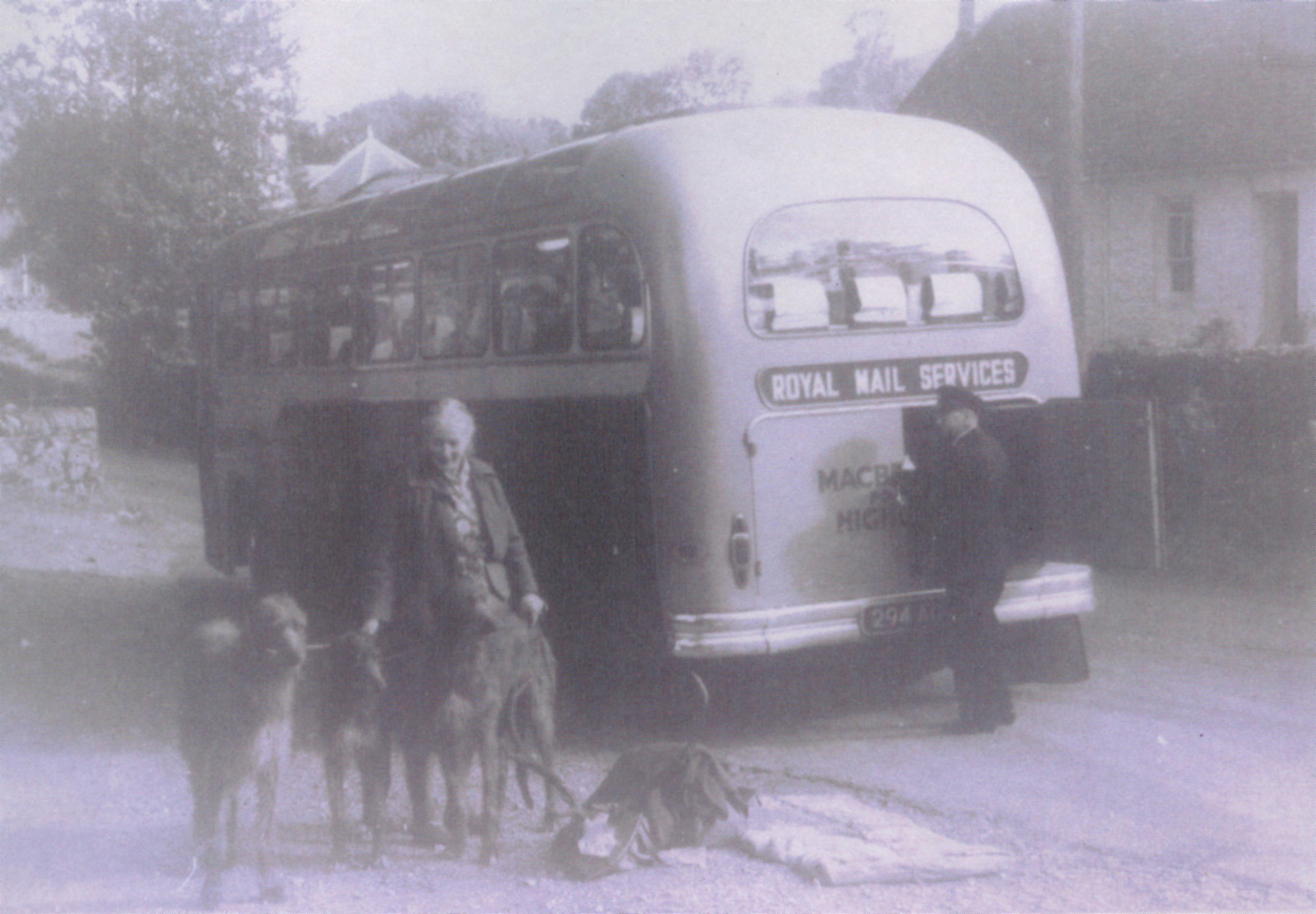 Anastasia Noble, MacBraynes Bus