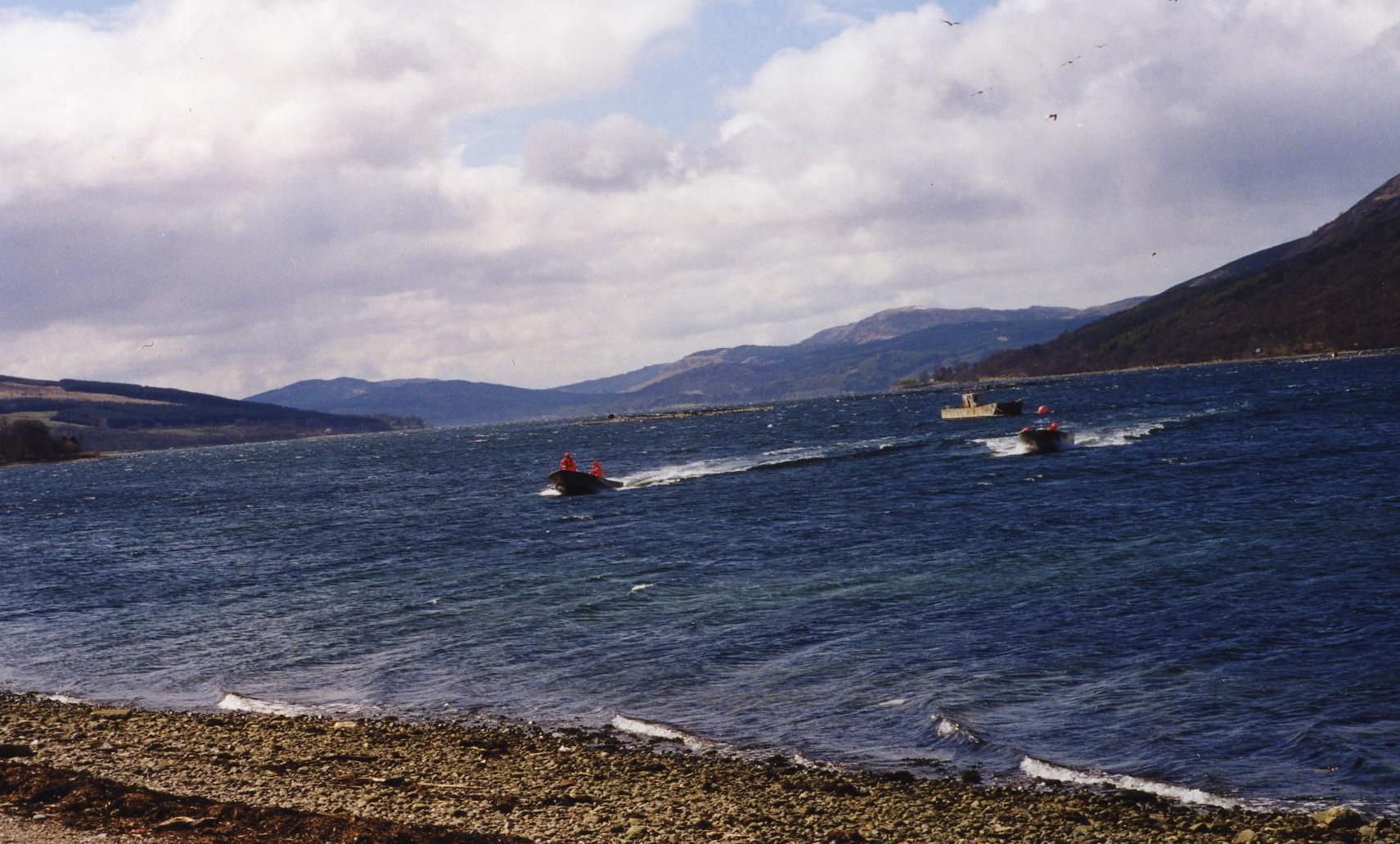 Boats at Pan Fish