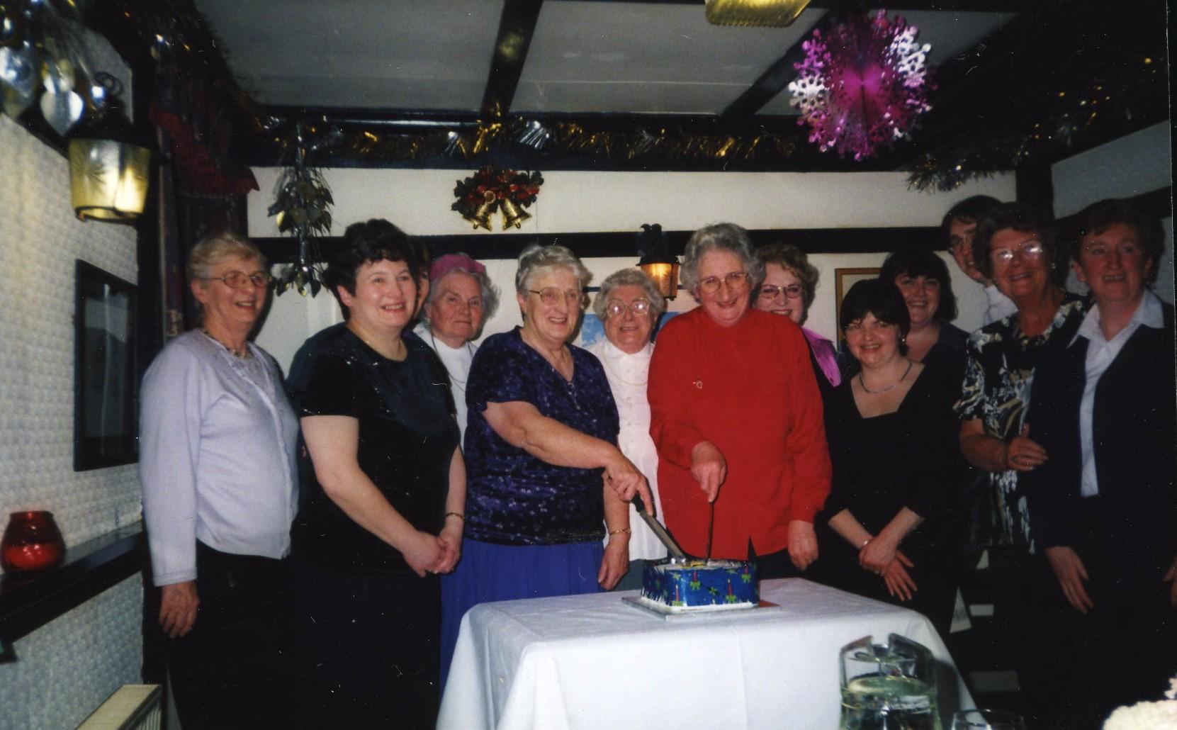 Cairndow WRI 50th Birthday Celebrations