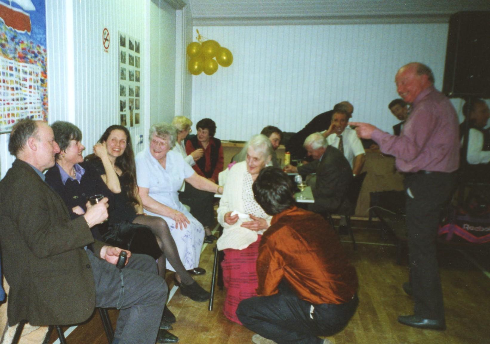 Virginia Sumsion's 40th Birthday