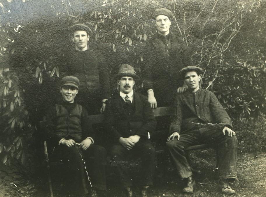 Gardners at Ardkinglas