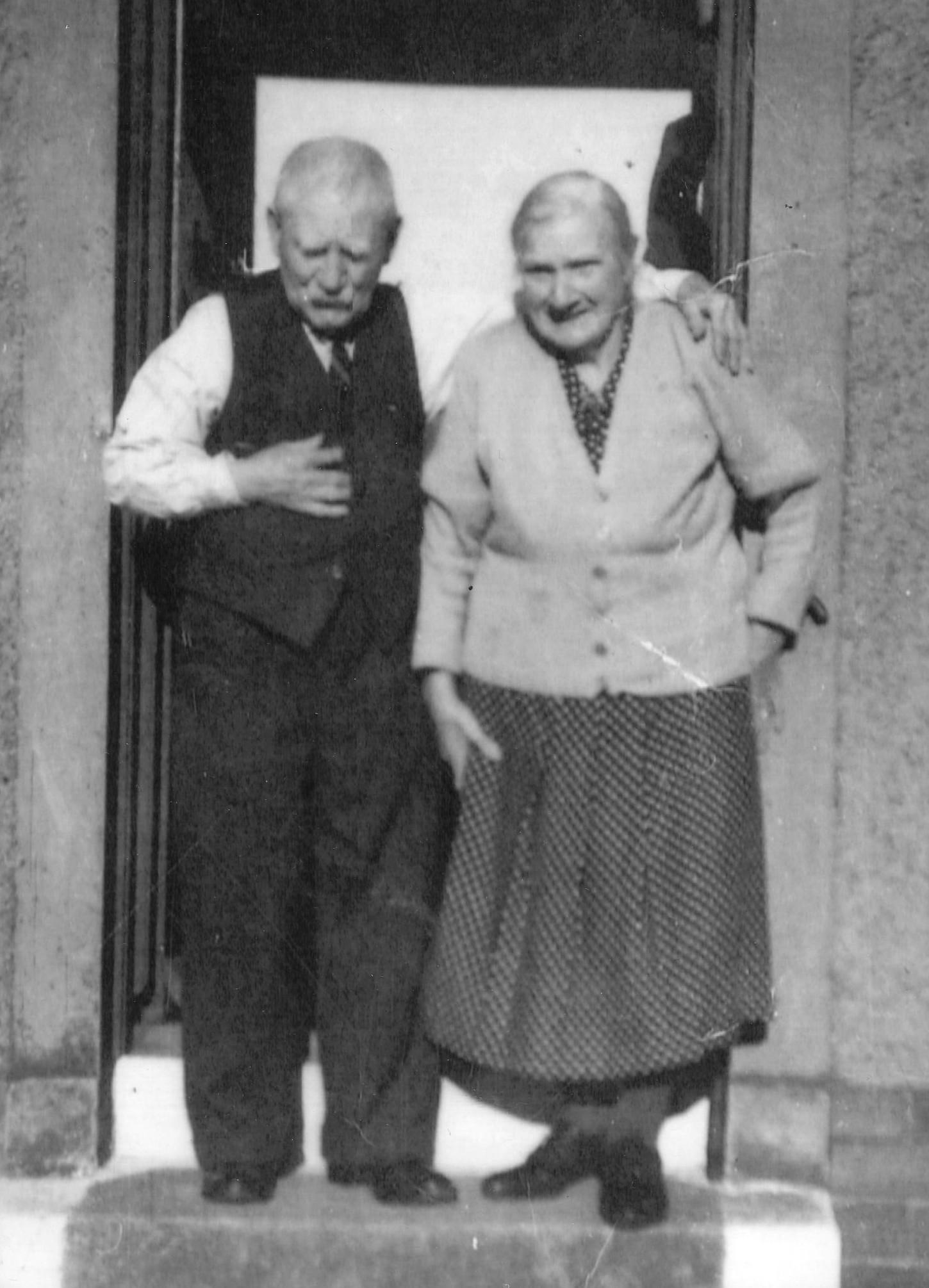James & Isabel Ure