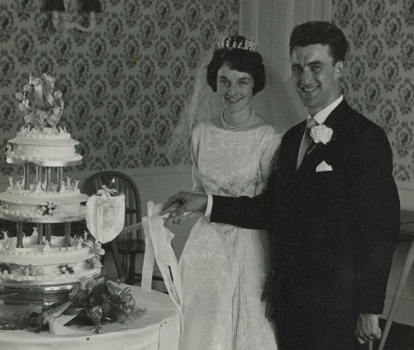 Bill MacPherson & Flora Sinclair's Wedding