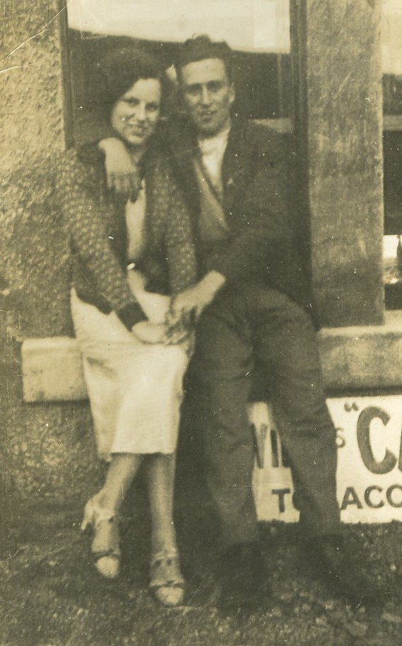 Willie MacPherson & Nancy Jones