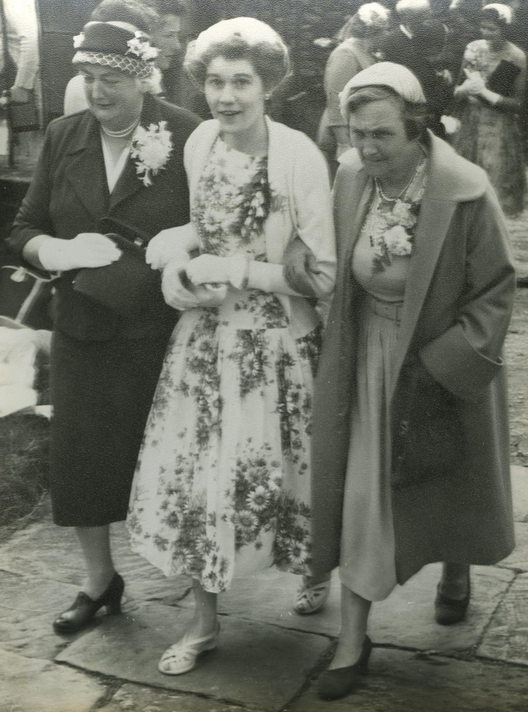 Mary Speir's Wedding