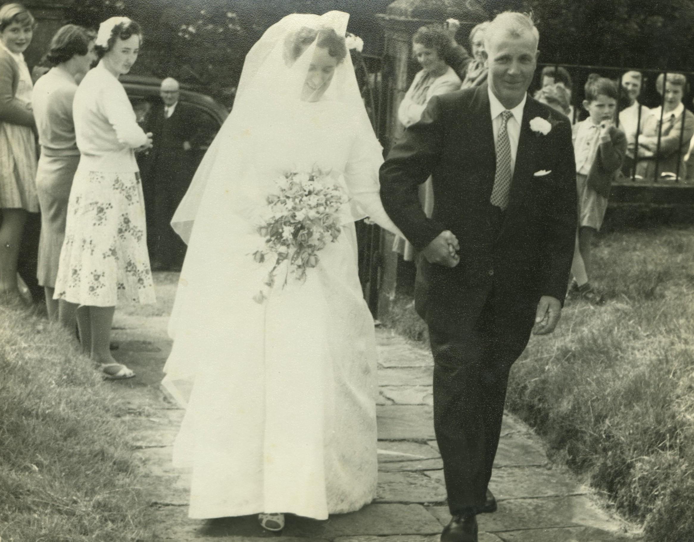 Mary Speirs Wedding