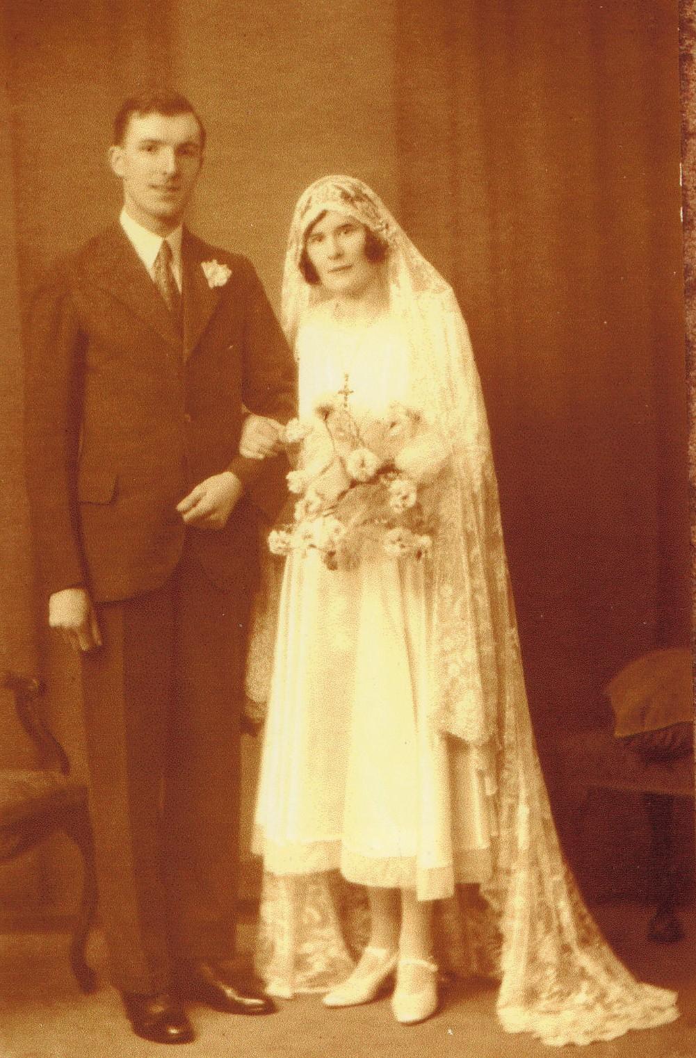 John Rowland Taylor & Dacia Kathleen Humphrey's Wedding