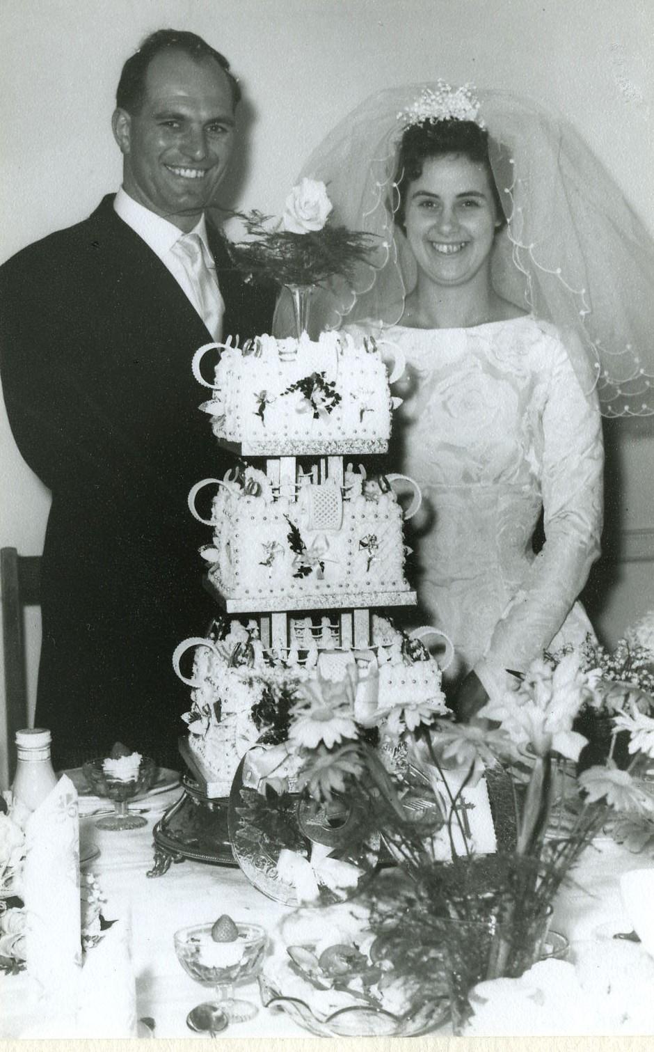 Walter & Ann Davidson's Wedding
