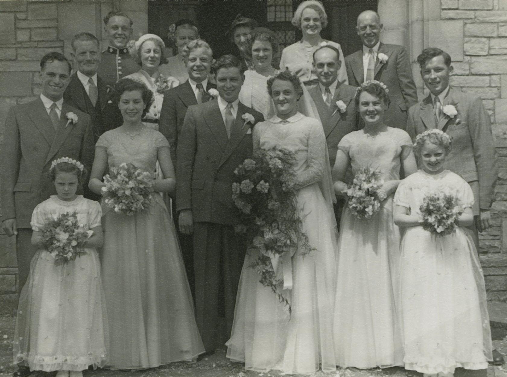 Vera Thompson's Wedding