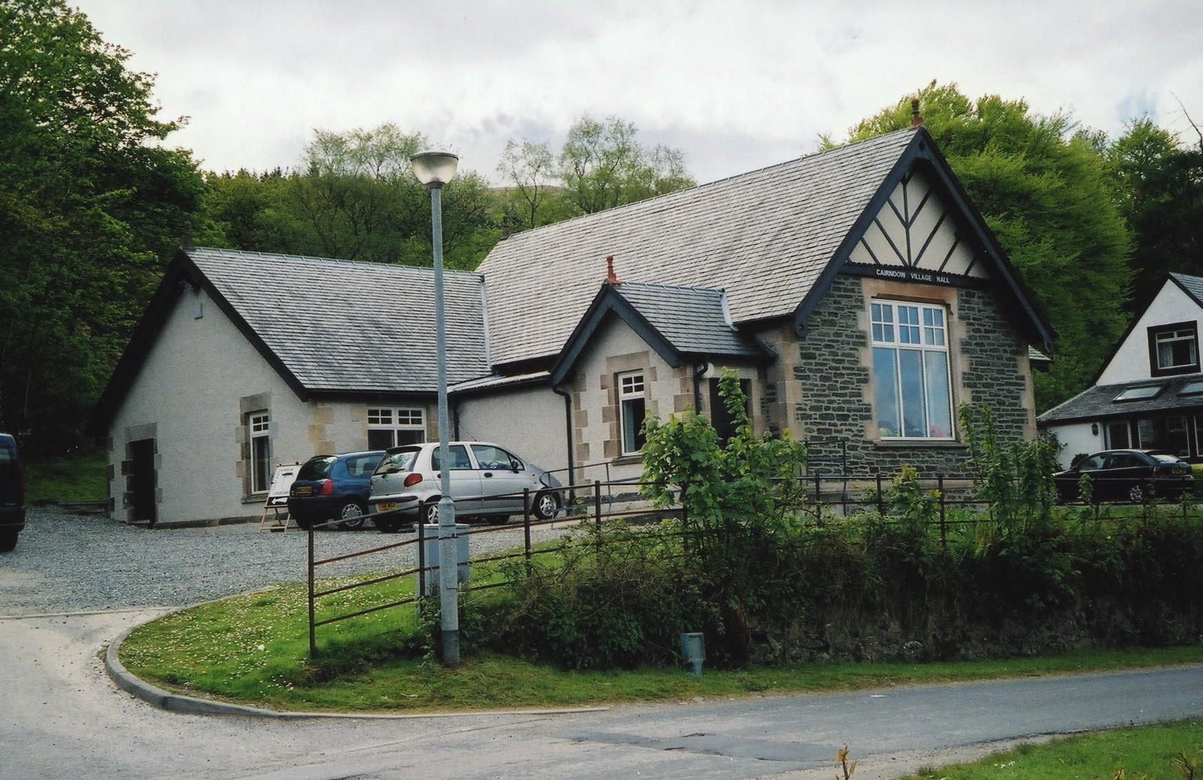Cairndow Hall