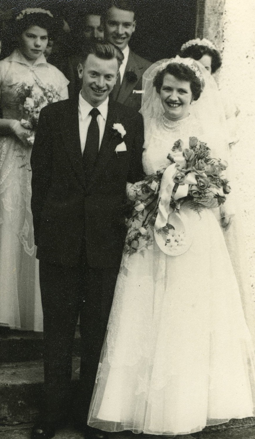 Nigel Callander & Janet MacCallum's Wedding