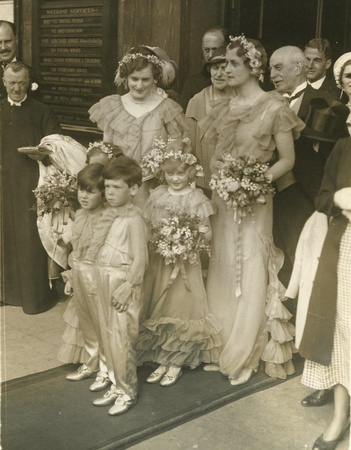 John Noble & Elizabeth Lucas's Wedding