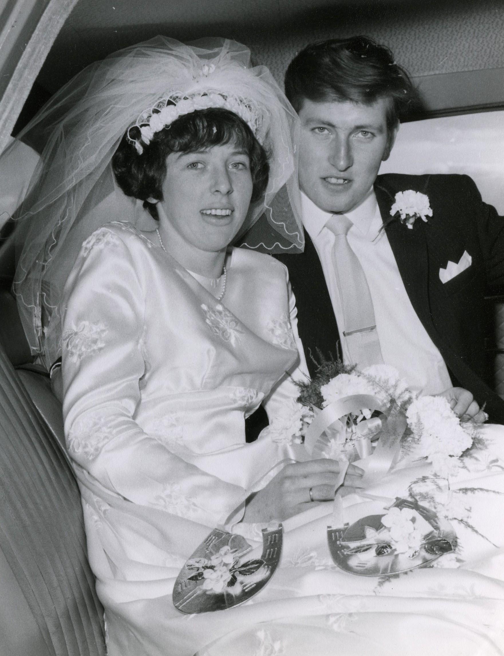John MacDonald & Sandra Smylie's Wedding