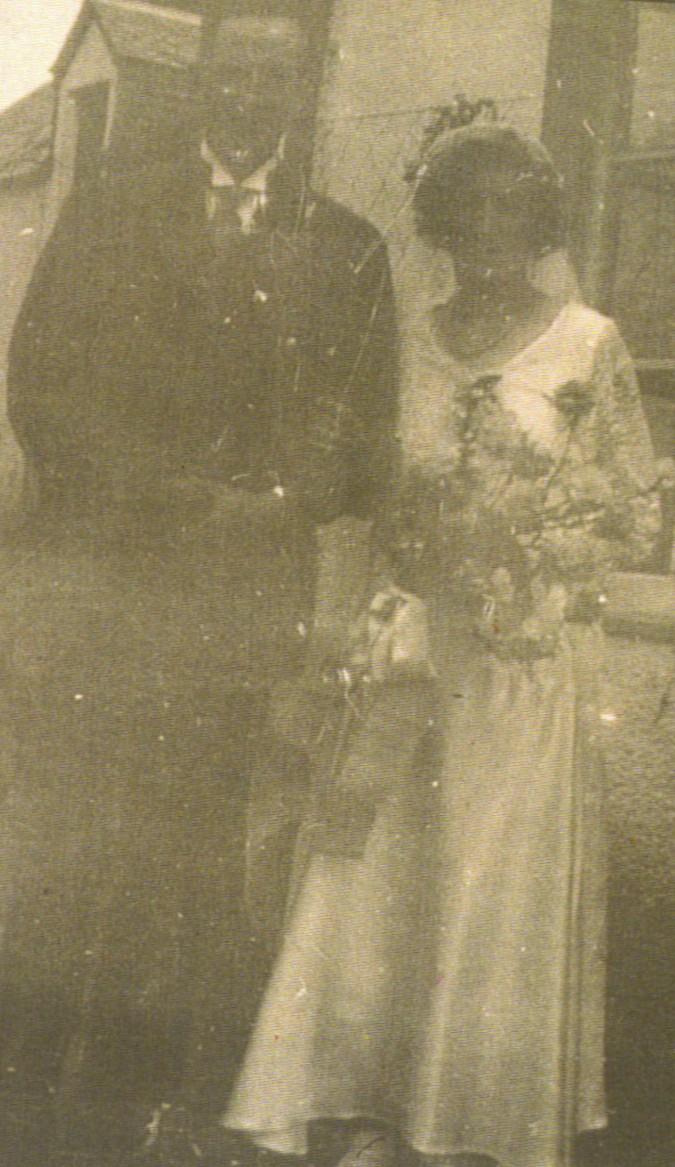 Lachlan Sinclair & Alice McNair's Wedding