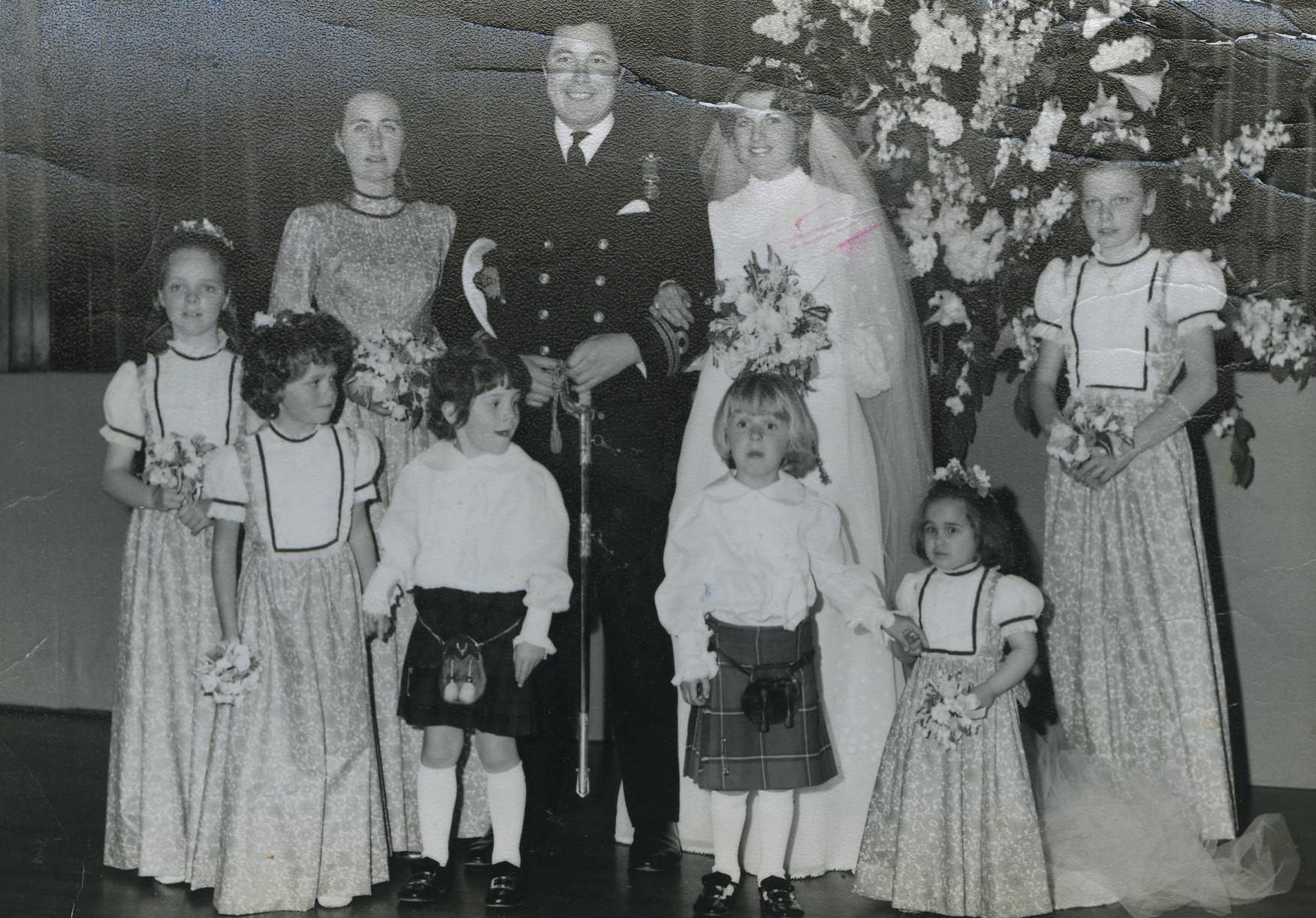 Johnathan Boyle & Rebecca Noble's Wedding