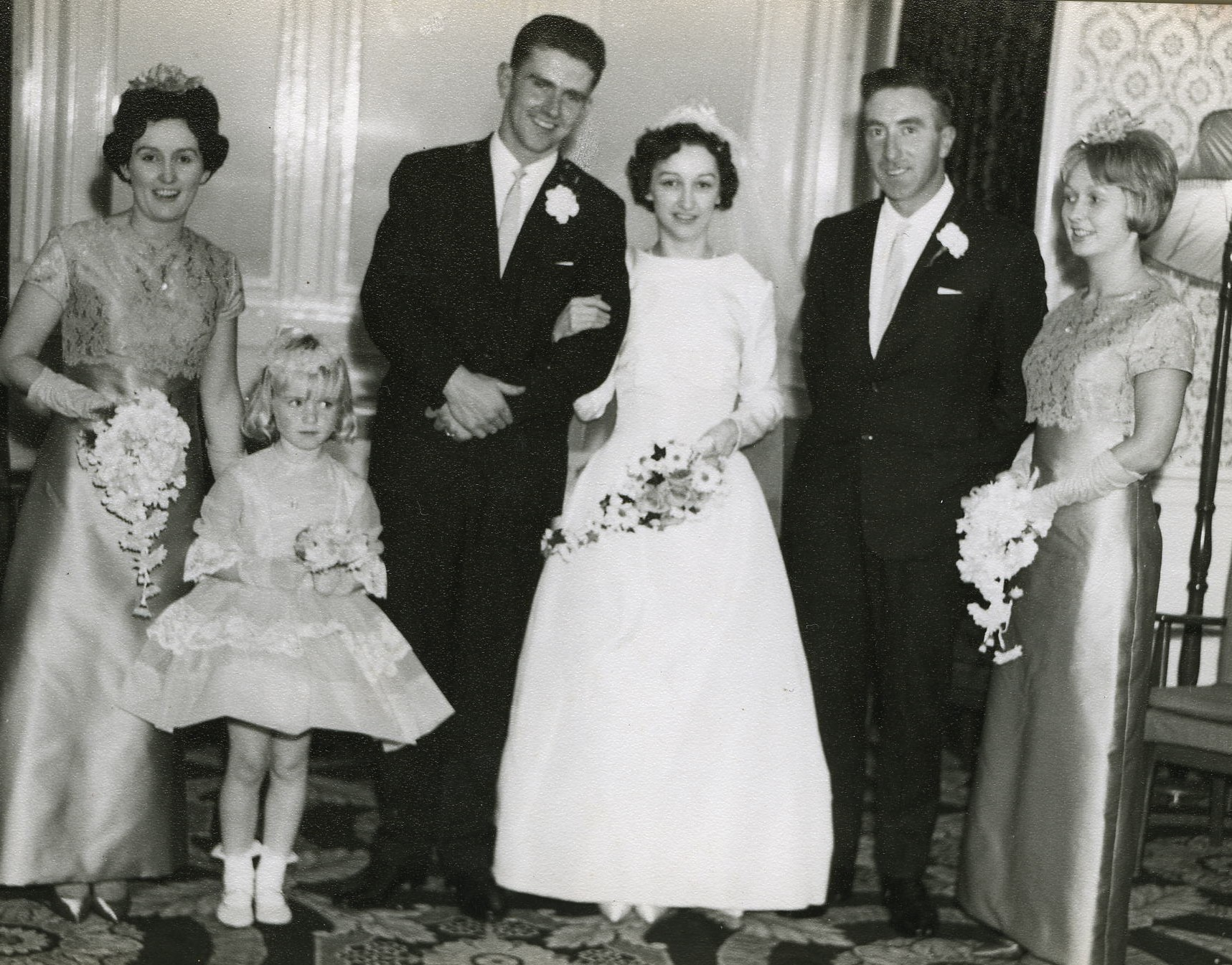 Michael Griffin & Christabel MacDiarmid's Wedding