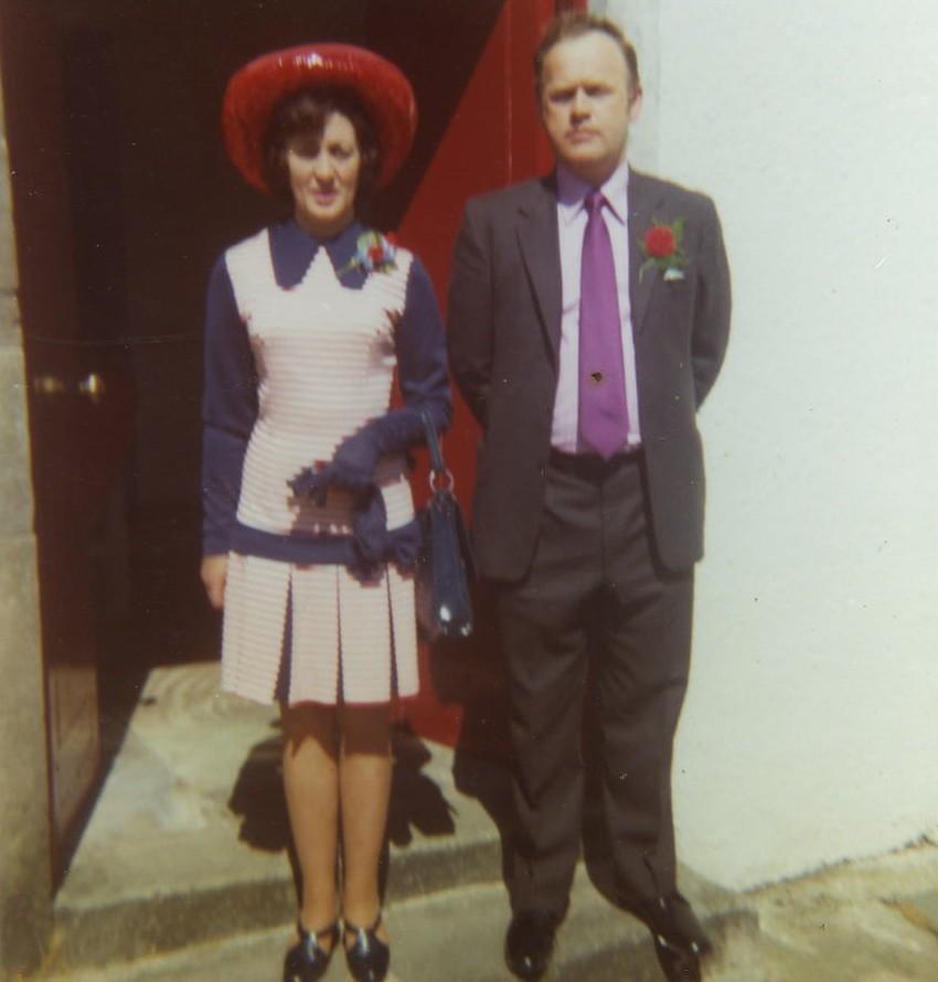Gibby Elliot & Jean MacDiarmid's Wedding