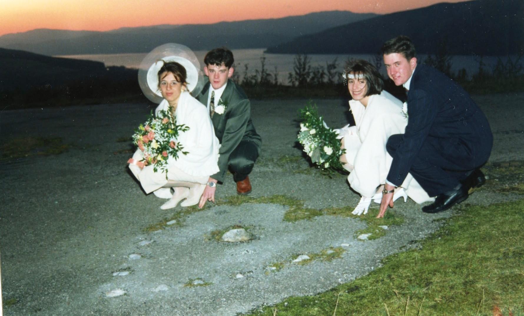 Stuart MacPhail & Alda Viali & Craig MacPhail & Tanja Tedeschi's Wedding