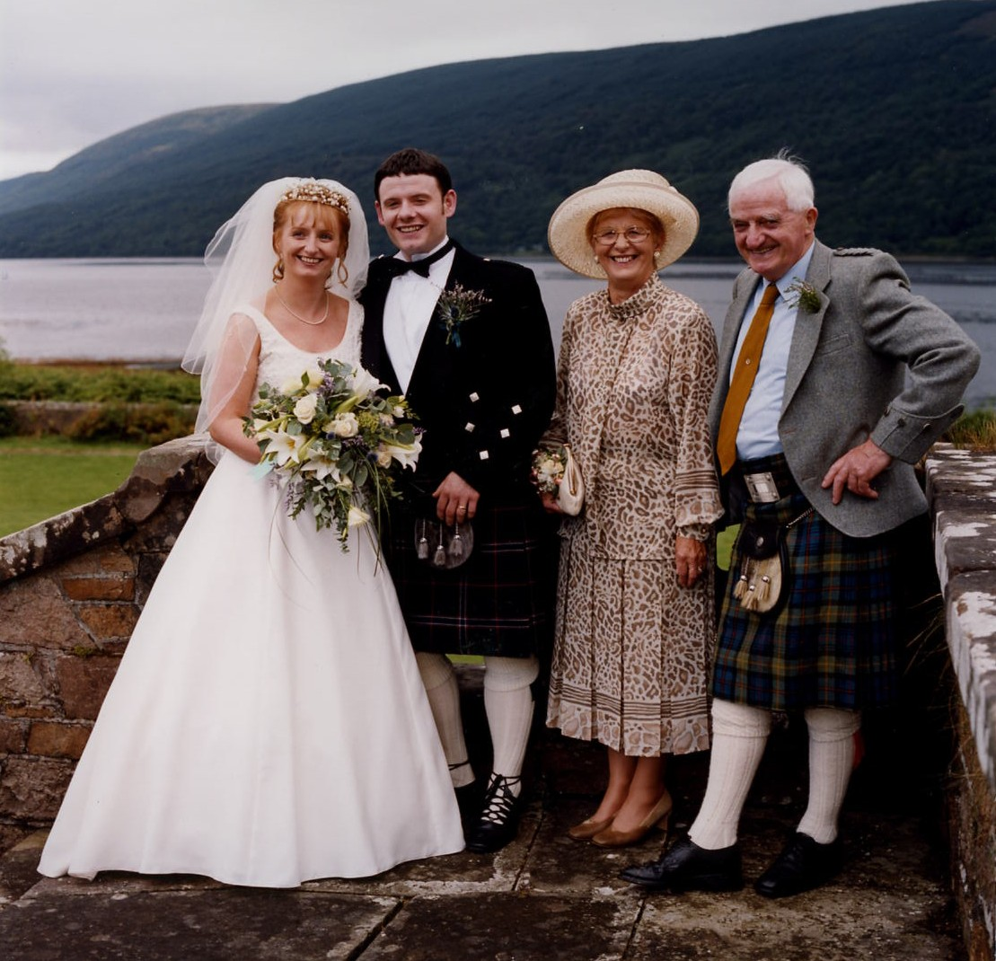 Alistair MacKay & Aileen Findlay's Wedding