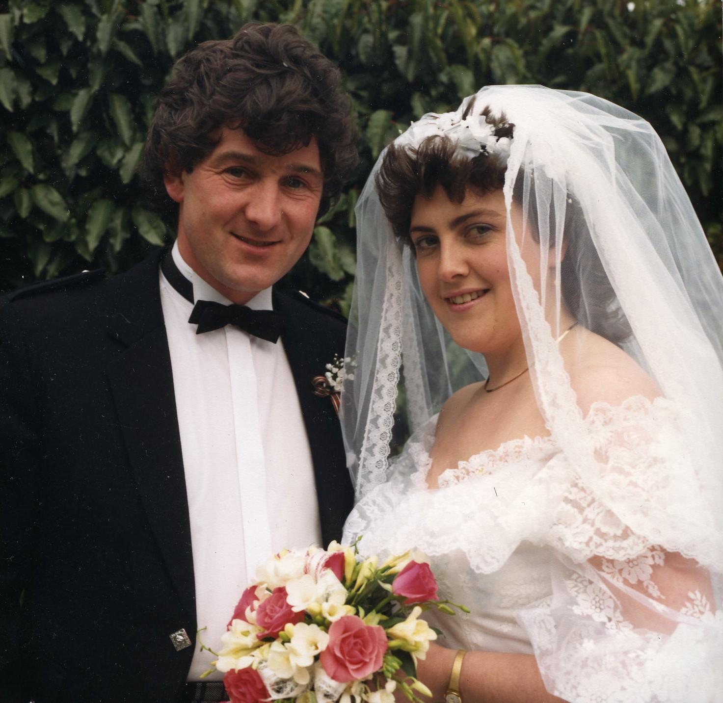 Alastair Bremner & Frances's Wedding