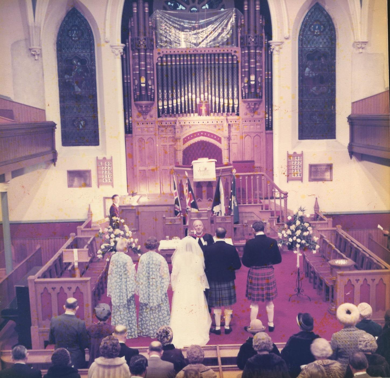 Stewart Keith & Morag Parfry's Wedding
