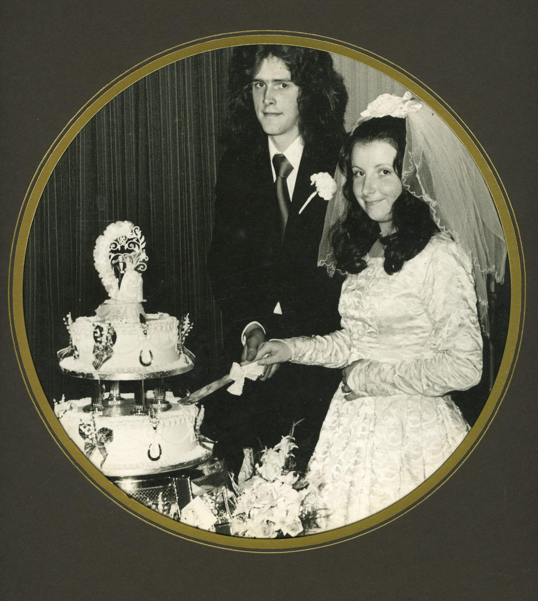Kenny MacKay & Elaine Stewart's Wedding
