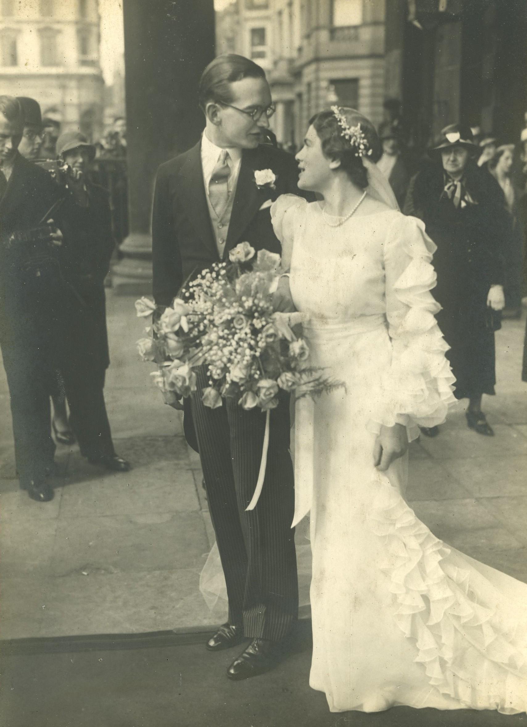 John Noble & Elizabeth Lucas Wedding