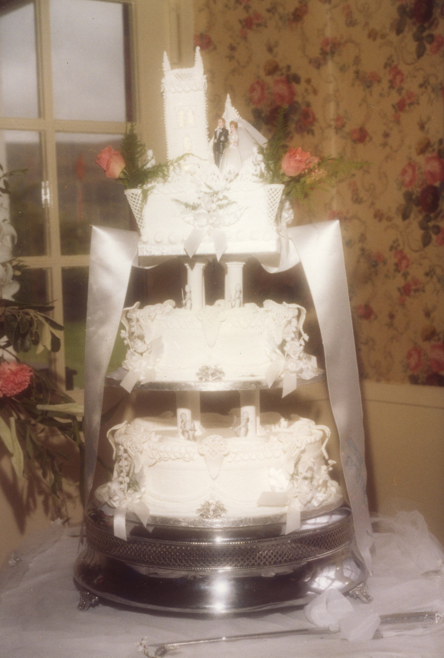 Dougie Fraser & Cathy Wade's Wedding
