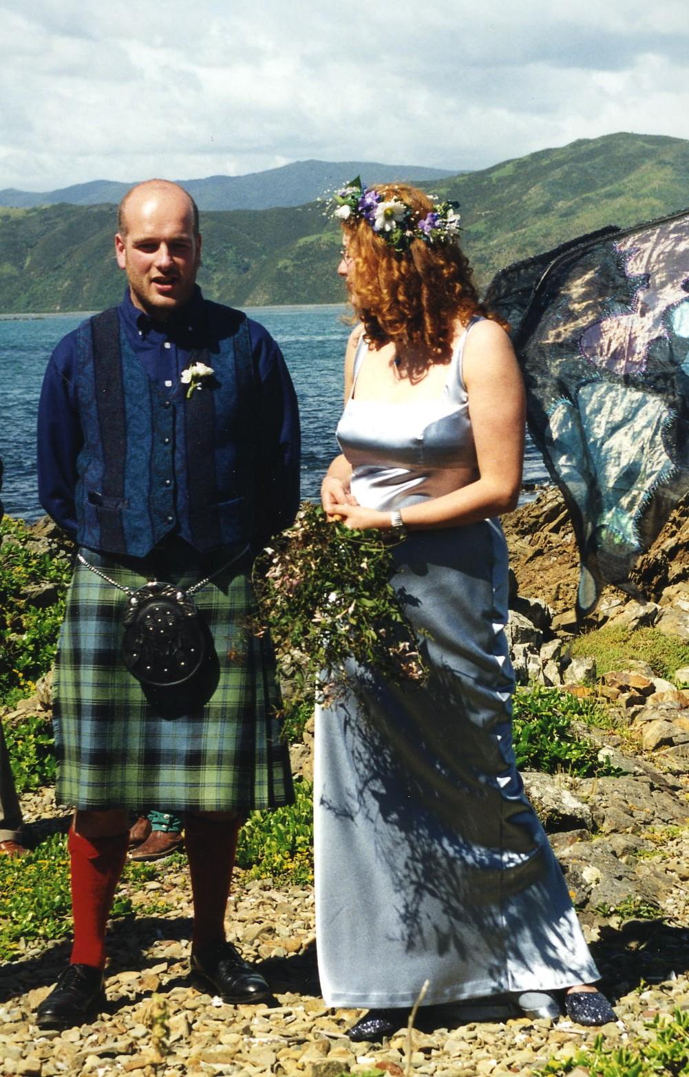 Daniel Sumsion & Penny Crisp's Wedding