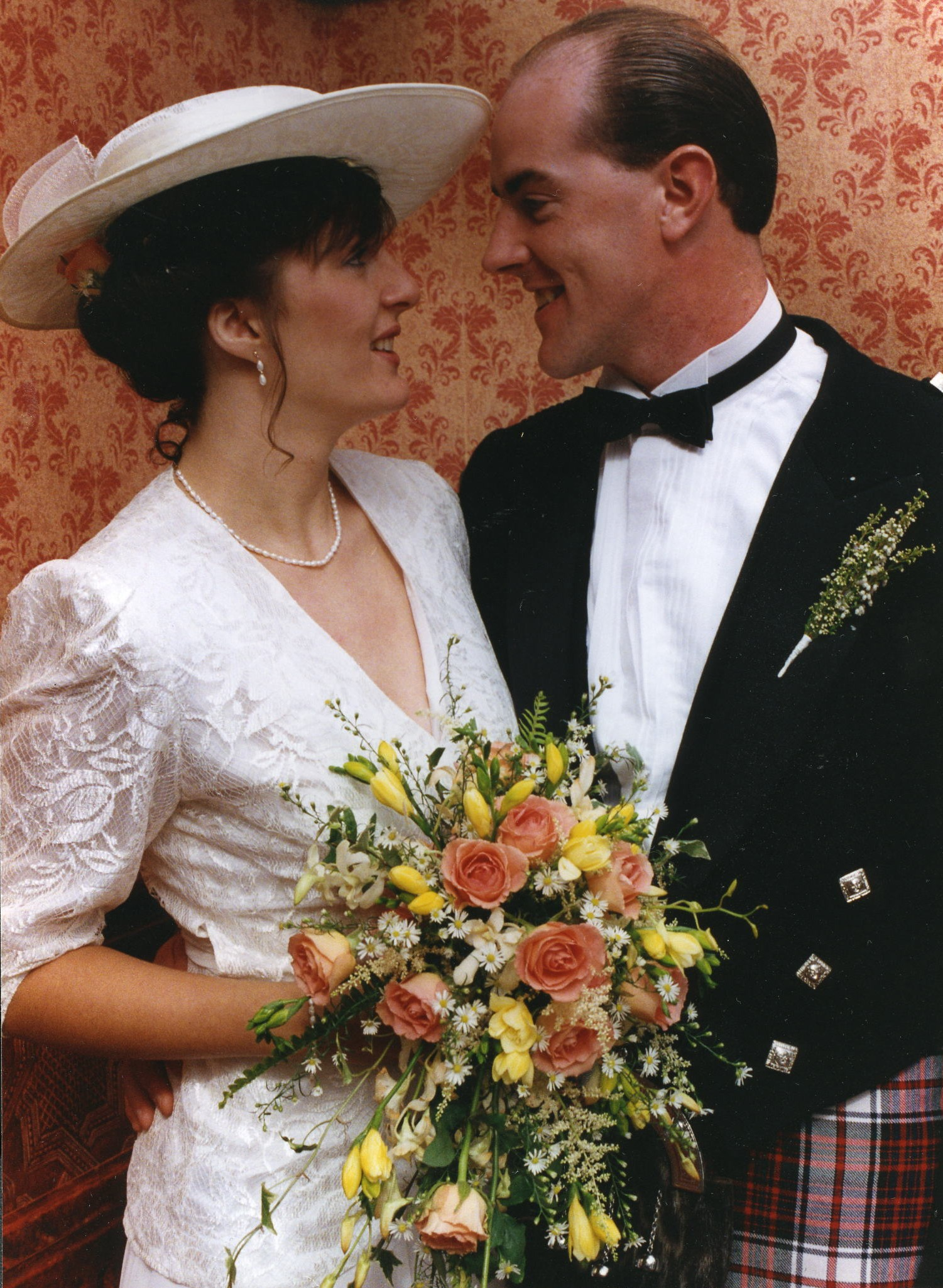 Raymond Anderson & Veronica Coutts's Wedding