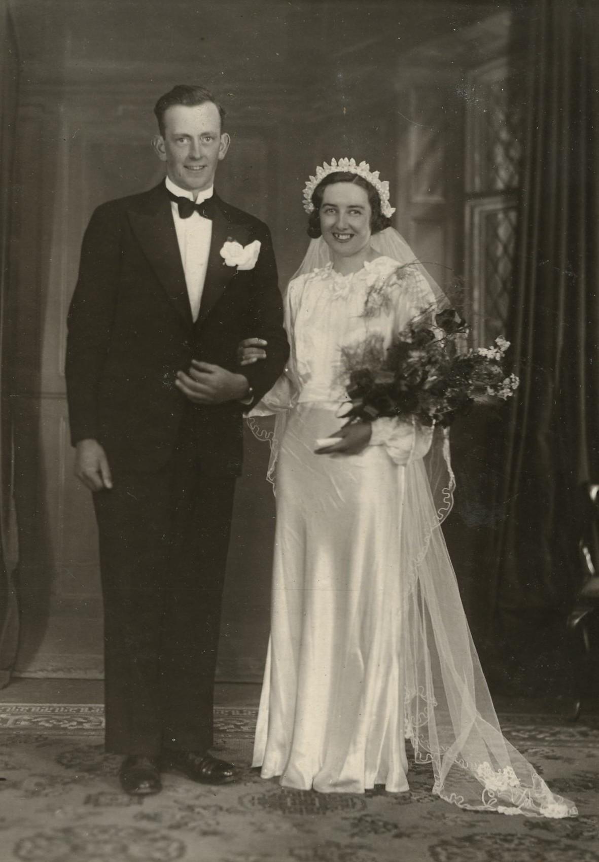 Jimmy Waddell & Jessie Cameron's Wedding