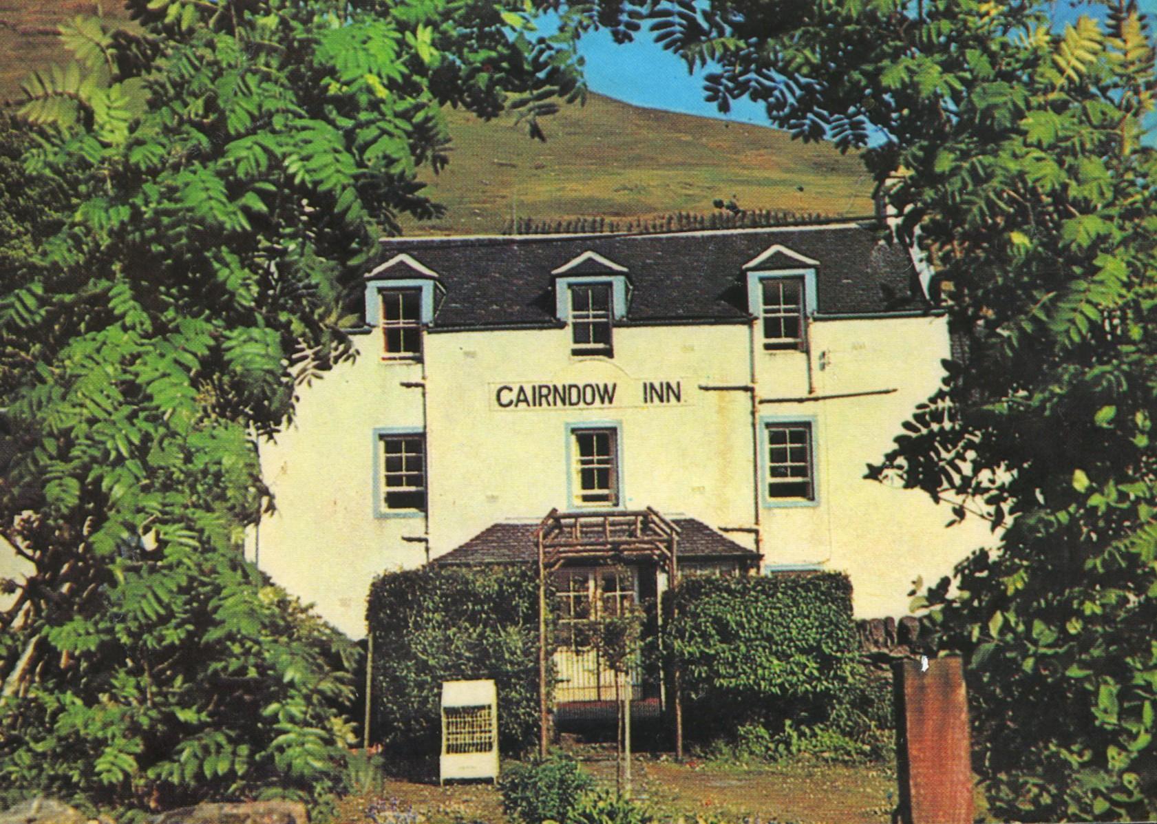 Cairndow Hotel