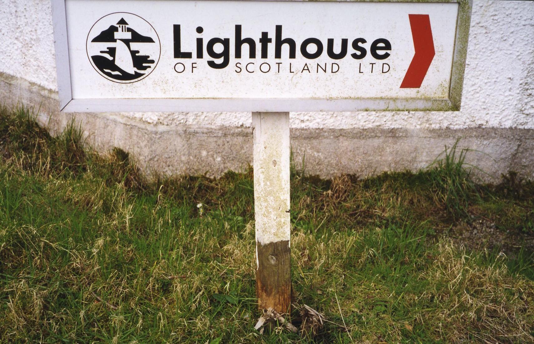 Lighthouse of Scotland