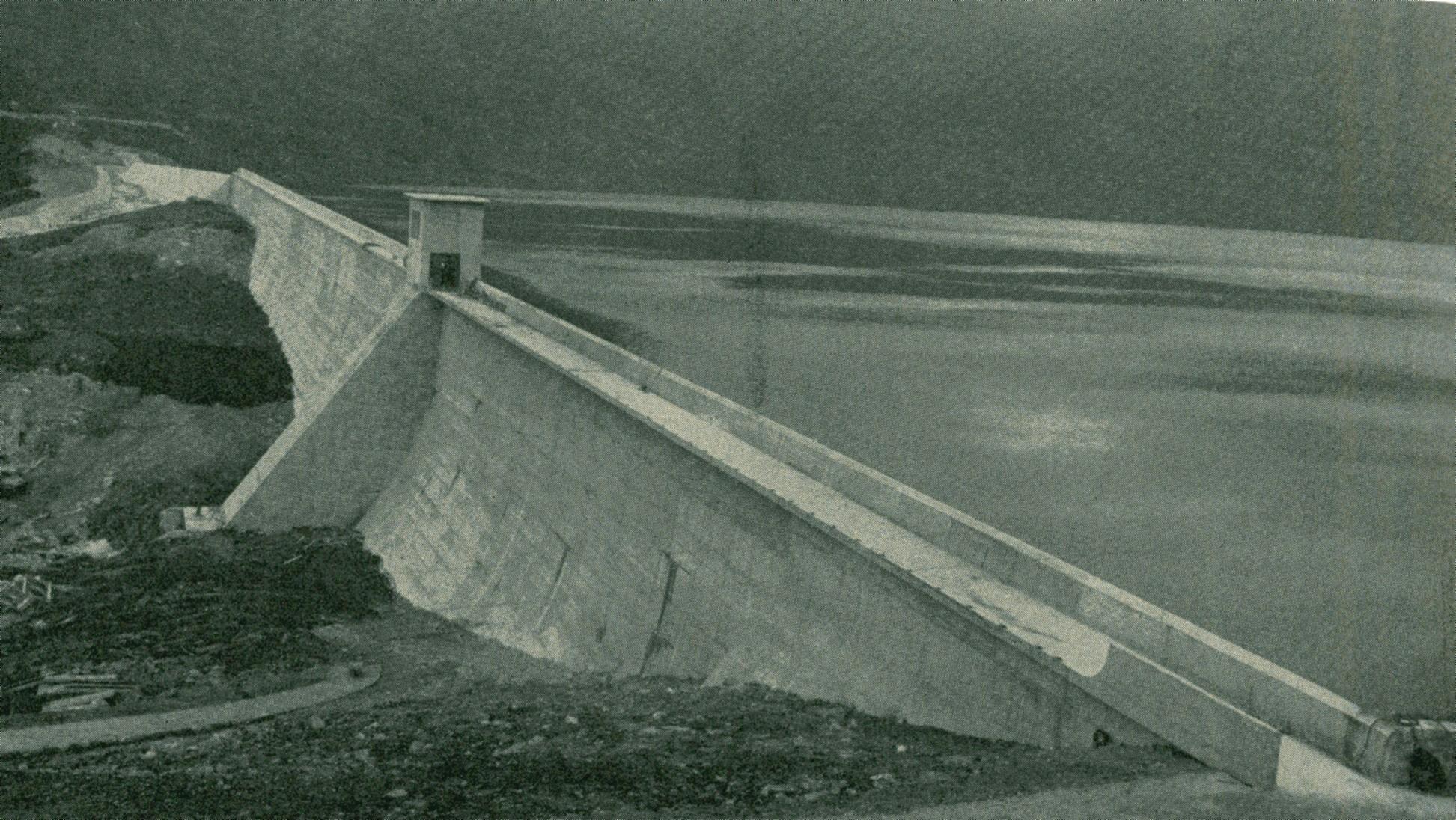 Allt-Na-Lairige Dam